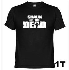 Camiseta Shaun Of The Dead 388