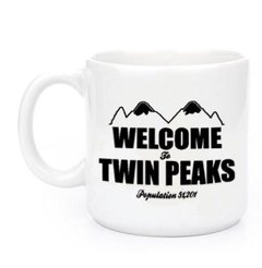 Canecas Welcome Twin Peaks Boas Vindas 1247
