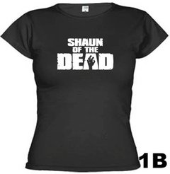 Camiseta Shaun Of The Dead 388 - comprar online
