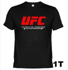 Camiseta Lutas Ultimate Fighting Championship 402