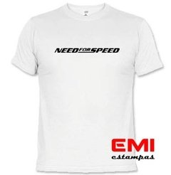 Camiseta Games Need For Speed na internet