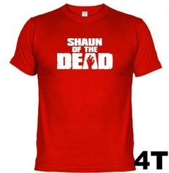 Camiseta Shaun Of The Dead 388 - EMI estampas