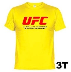 Imagem do Camiseta Lutas Ultimate Fighting Championship 402
