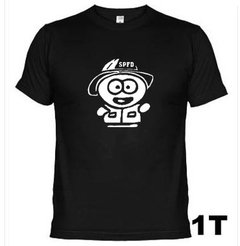 Camisetas Cartoons South Park Stan 540