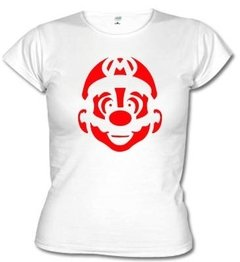 Camiseta Games Mario Bros na internet