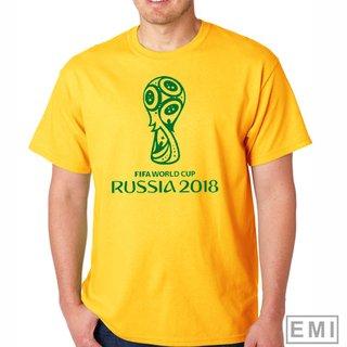 2b520a61e Camisetas copa do mundo brasil russia - EMI estampas