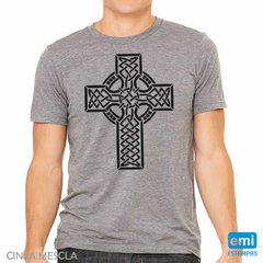 Camiseta cruz Celta