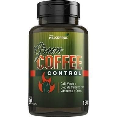 GREEN COFFEE CONTROL - 60 Cápsulas 1500 mg