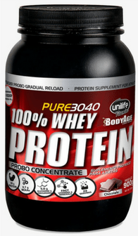 100% Whey Protein Pro80 Concentrate 900g - Sabor Chocolate