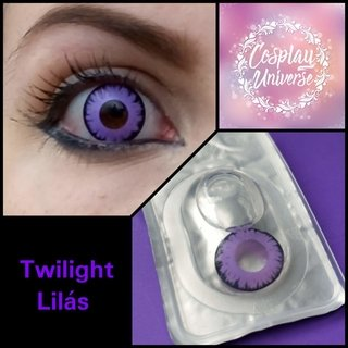 Circle Lens Twilight Lilás 15.0mm
