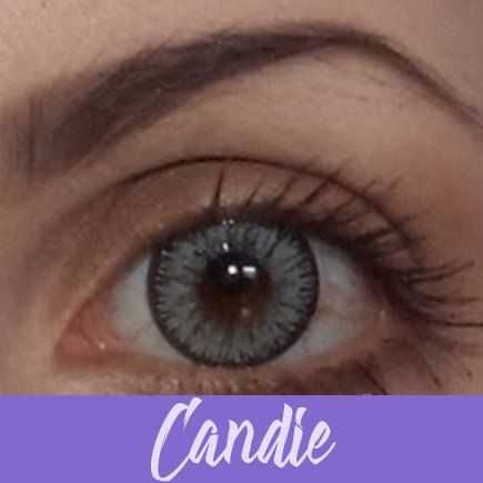 Circle Lens Candie Cinza 15.0mm na internet