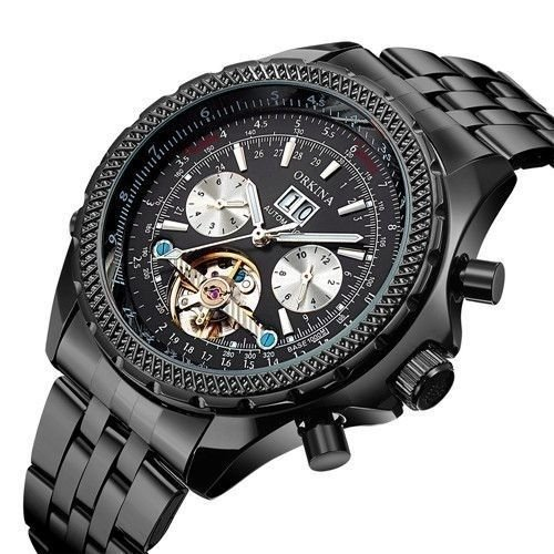 24cdbbbcb7a ... Relógio Orkina Chronograph - The king of Watches