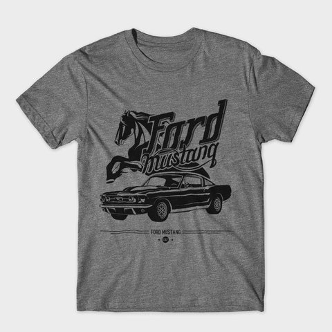 camiseta mustang shelby 1967 Shelby cobra GT500 carros - comprar online