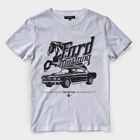 camiseta mustang shelby 1967 Shelby cobra GT500 carros