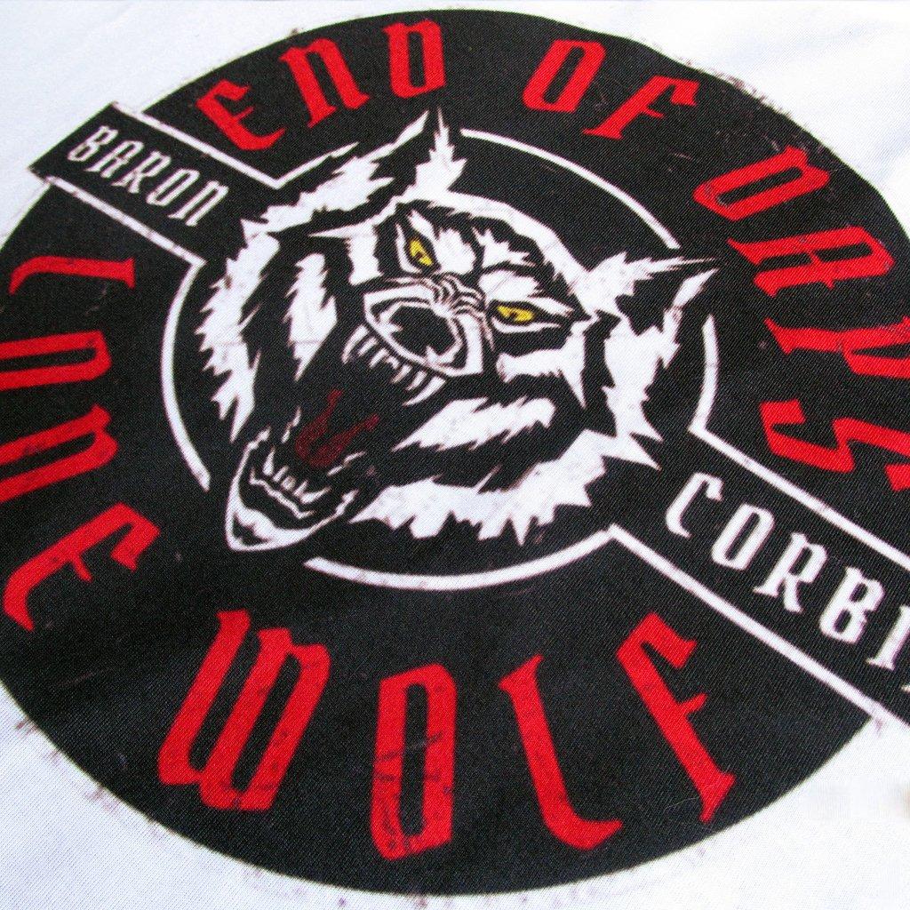 8271095e04 Camisas Wwe Baratas Baron Corbin Lone Wolf Blusa Wrestling