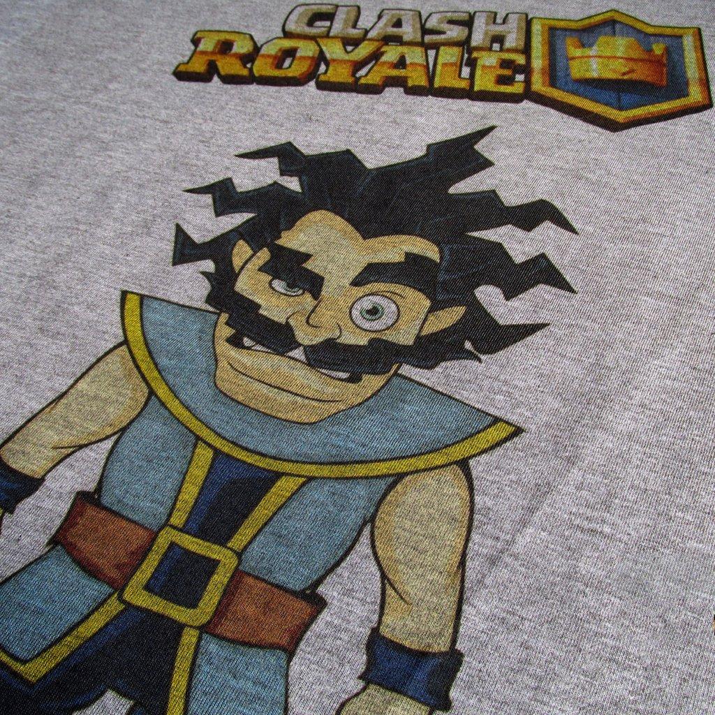 d3bf3b0a7c ... Camiseta Mago Eletrico Game Clash Royale Masculina Personagem - comprar  online