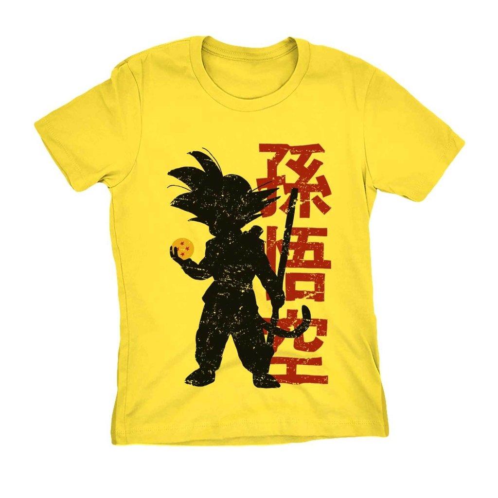 fac27a31d Camiseta Goku Dragon Ball Naruto Camisa Feminina Blusa