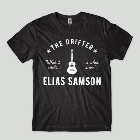 Camiseta Elias Samson The Drifter Lutadore Wwe Wrestlemania