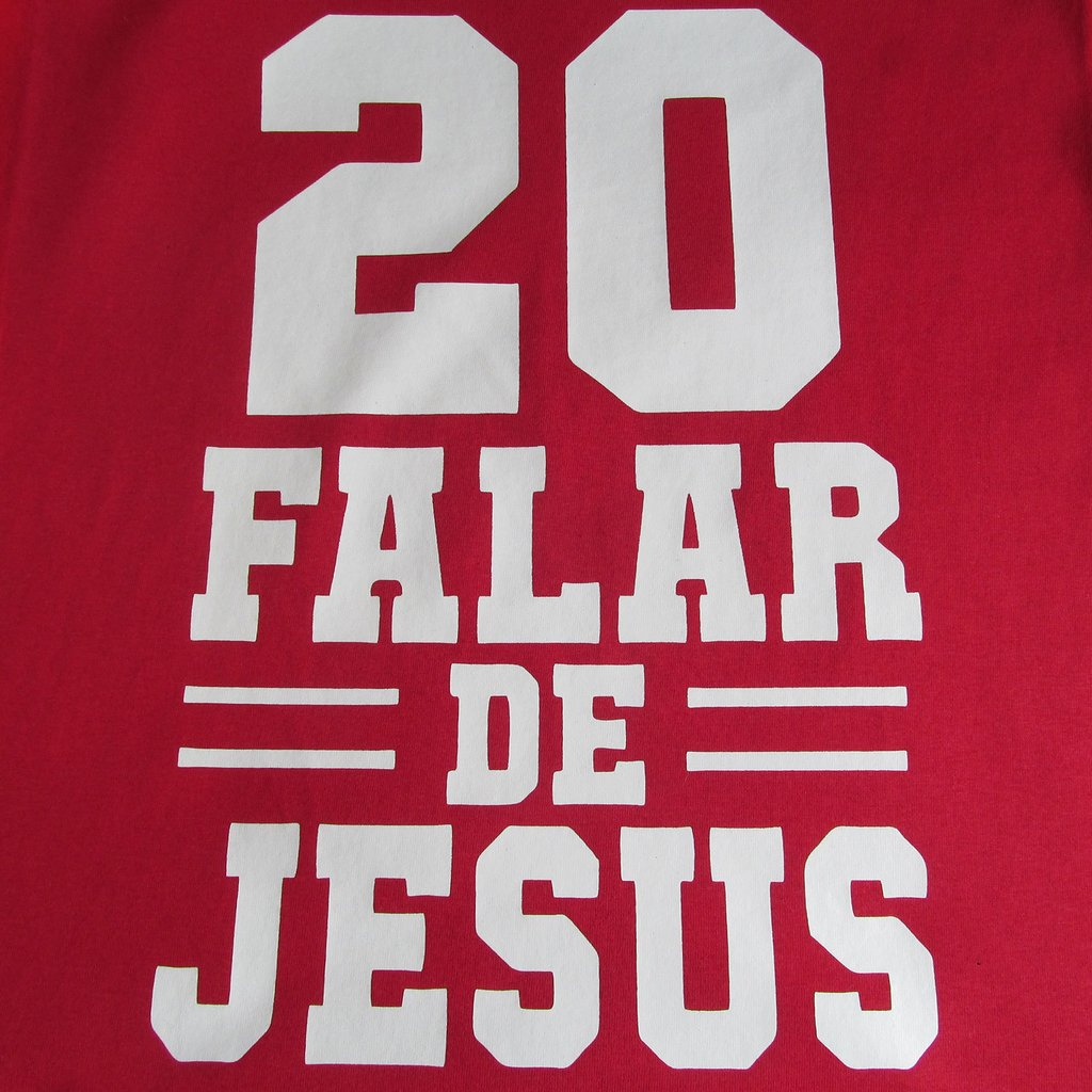 dfb7c85c3 ... camiseta evangelica masculina camisa gospel jesus numero 20 -  LOJADACAMISA ...