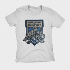 ab6ab78b4a Camiseta WWE Hound of justice Roman Reigns Blusa Camisa Feminina