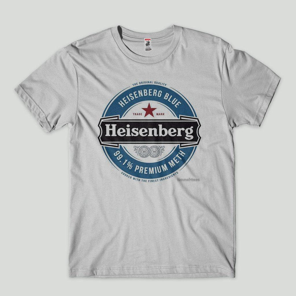 fdfead370 camiseta heisenberg camisa breaking bad masculina
