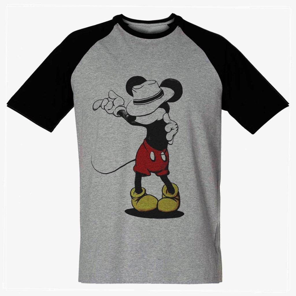 e3885d7d9b Camisa Mickey Jackson Camiseta Swag Rap Hip Hop Dope