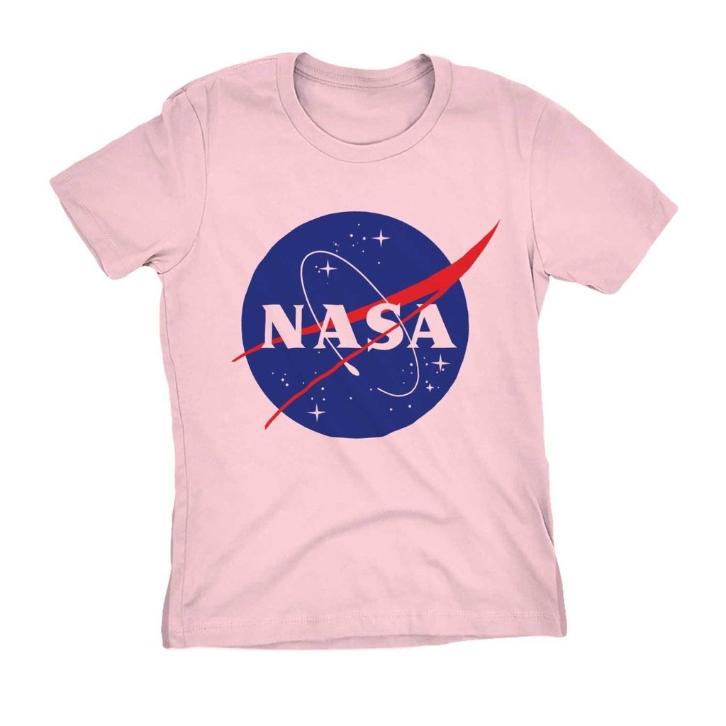 b3bb6d39f7096 Camiseta Nasa Feminina Babylook Barata Tshirt Astronauta