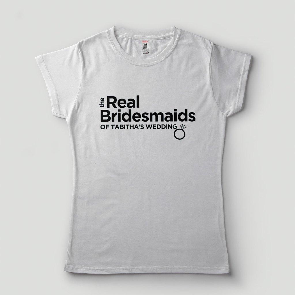 18fb18ba5 Camiseta para madrinha despedida de solteira babylook