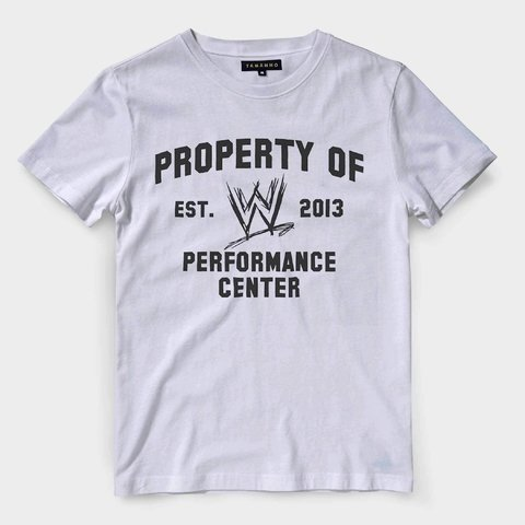 Camiseta Performance Center Wwe Wreslemania Raw Masculina