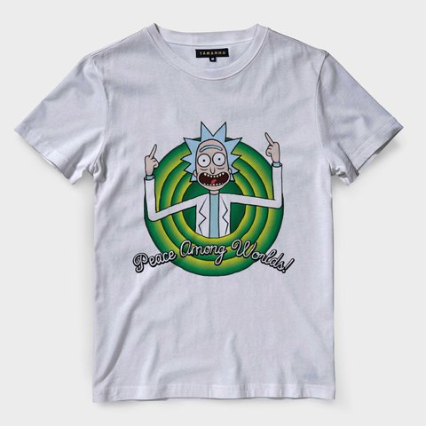 Camiseta Rick And Morty Masculina Camisas Blusas Baratas