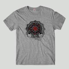 ff5796f4cd camiseta camisa wwe masculina in punk we trust cinza