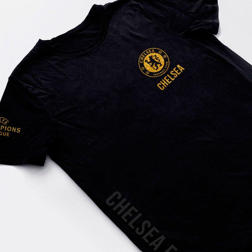 ... camisa chelsea 2018 19 uniforme futebol camiseta masculina -  LOJADACAMISA dd892cf95161d