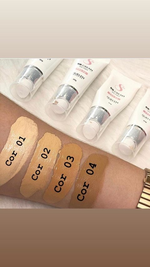 Base BB Cream Fps 30 Cor 04 Suelen Makeup 30Ml - comprar online