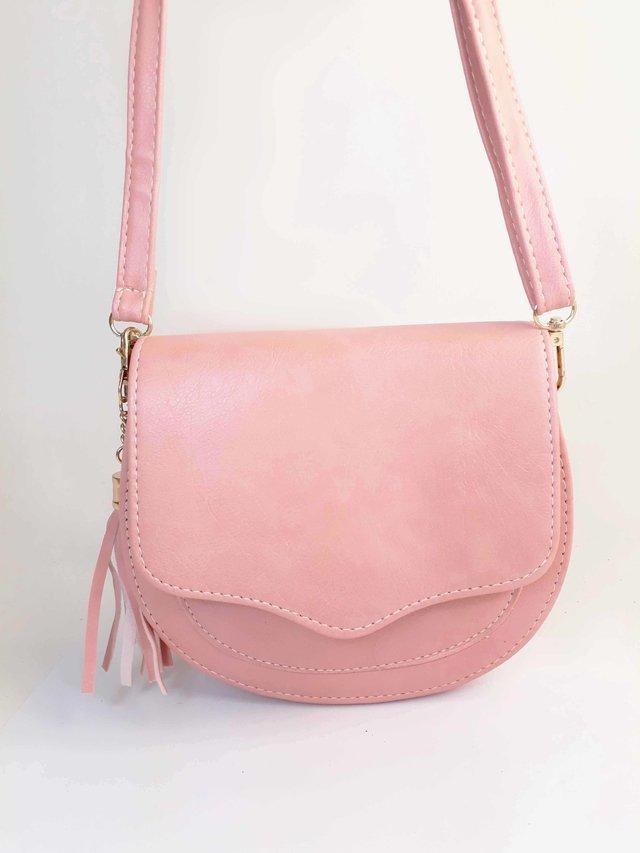 a9f4ed54a Bolsa Bag Michele Rosa - Bolsa Feminina pequena, tiracolo, de couro  ecológico