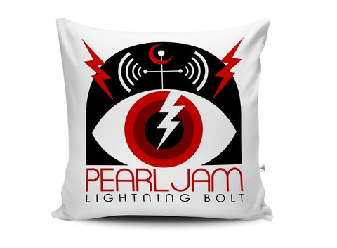 Almofada Lighting Bolt | Pearl Jam