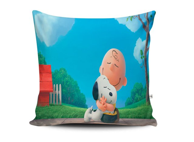 Almofada Snoopy Movie