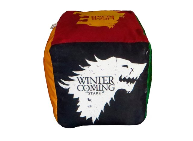 Almofada Cubo Game of Thrones