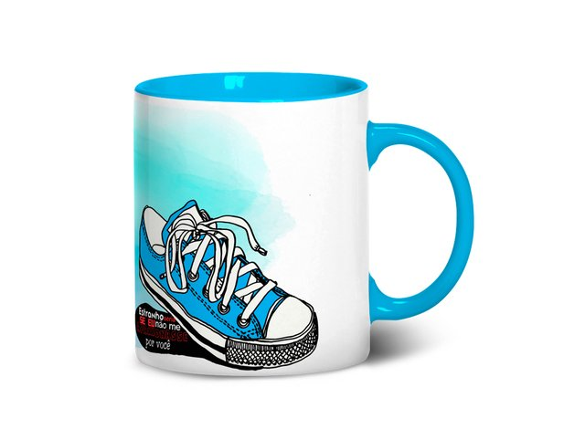 Caneca All Star | MPB na internet