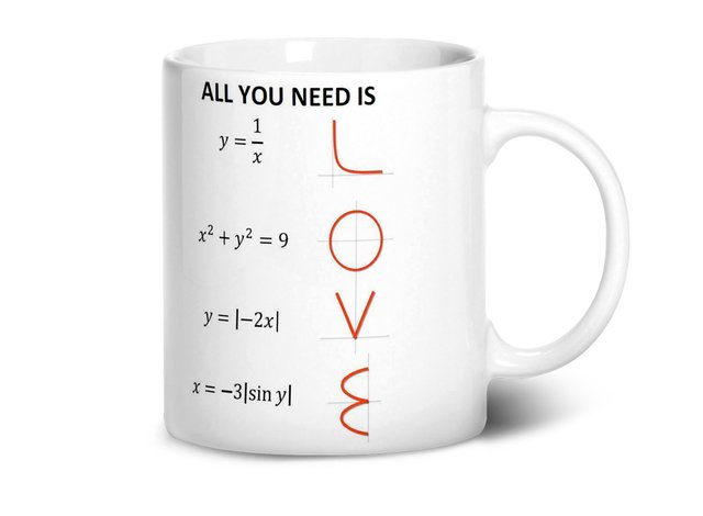 Caneca All You Need Is Love - comprar online