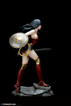 ACTION FIGURE FANTASY FIGURE GALLERY WONDER WOMAN (LUIS ROYO) PVC - MULHER MARAVILHA - comprar online