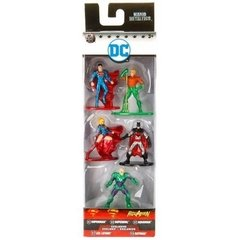 Metals Die Cast - Nano Metalfigs - Dc 5 Pack B
