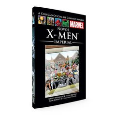 Graphic Novels Marvel Ed. 47 Novos X-Men - Imperial