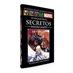 Graphic Novels Marvel Ed. 64 Vingadores Secretos - Missão Marte
