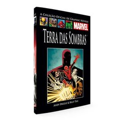 Graphic Novels Marvel Ed. 73 Terra Das Sombras