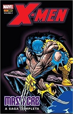 X-men. Massacre - Volume 2 de 4