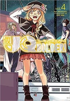 Uq Holder! - Vol. 4