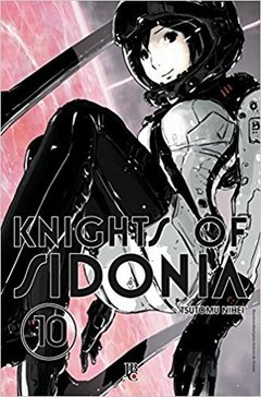 Knights of Sidonia - Volume 10