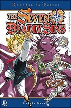 The Seven Deadly Sins - Volume 24
