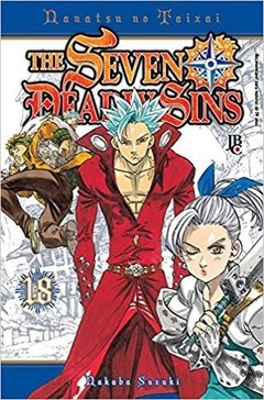 The Seven Deadly Sins - Volume 18