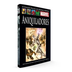 Graphic Novels Marvel Ed. 112 Aniquiladores